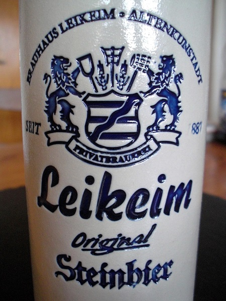 Steinbier aus Oberfranken