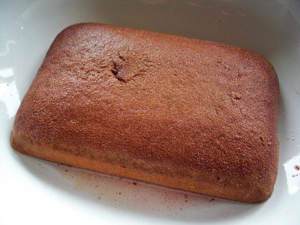 eingeweichter Soßenlebkuchen für fränkischen Sauerbraten