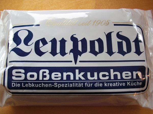 Soßenlebkuchen für fränkischen Sauerbraten Rezept
