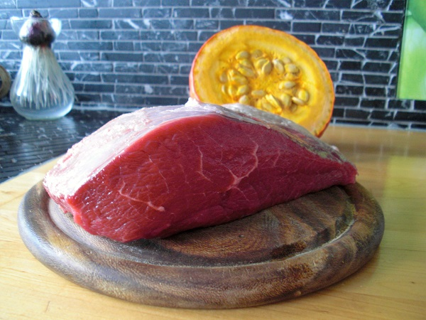 Rindfleisch - Rindernuss für fränkischen Sauerbraten