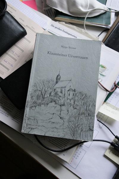 Foto Buch Klaussteiner Urvertrauen von Marga Neuner