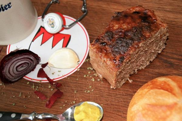 echter Leberkäse aus der Fränkischen Schweiz