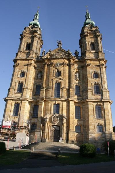 Wahlfahrtskirche der Franken Vierzehnheiligen