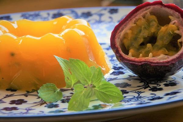Mango Passionsfrucht Wackelpeter