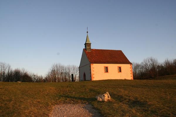 Walburgiskapelle auf dem Wlaberla